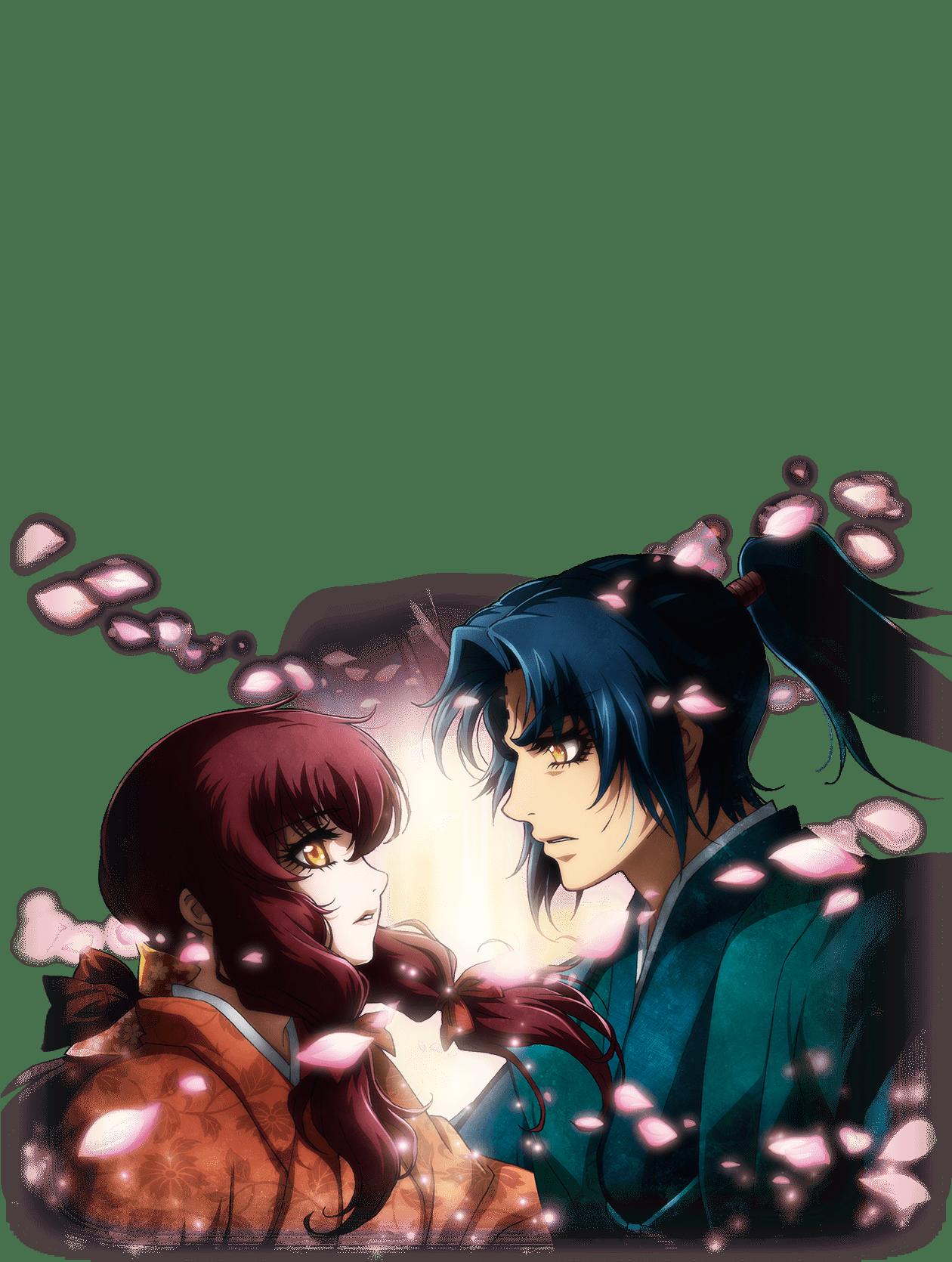 TVアニメ「バジリスク ~桜花忍法帖~」公式サイト